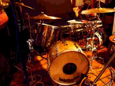 A Different Drum Kit