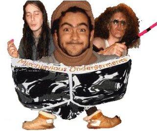 Mischievious                 Undergarments Logo