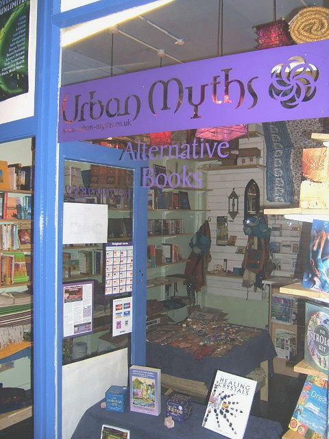 Urban Myths Temporary Shop